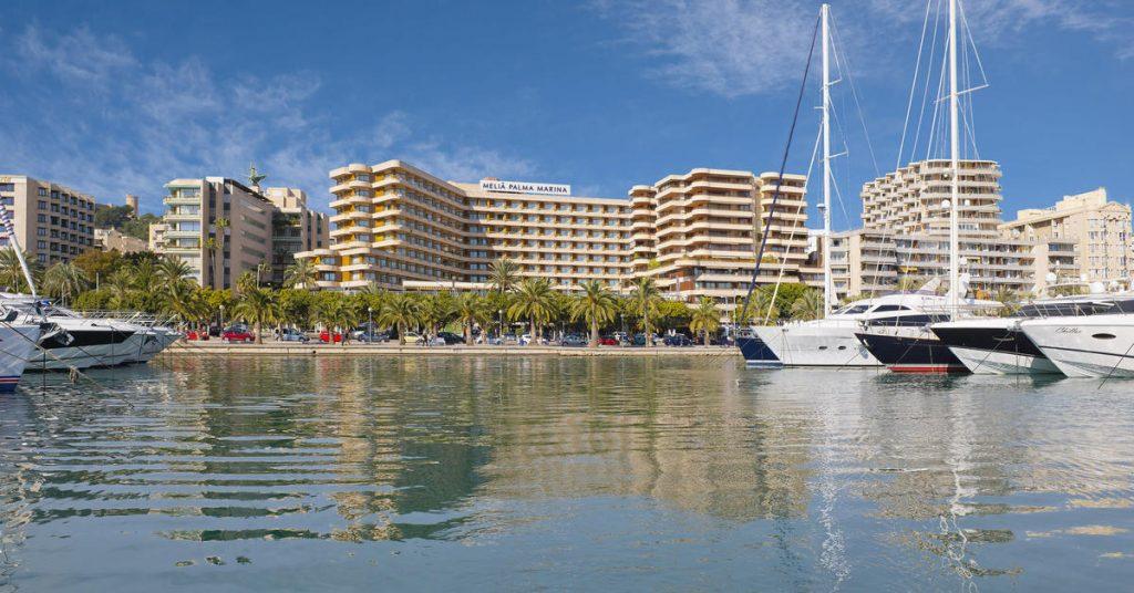 Meliá Palma Marina